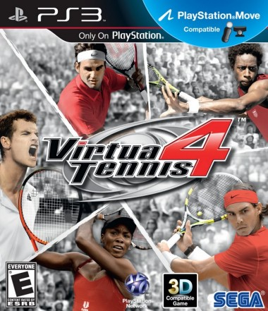 Photo of Virtua Tennis 4