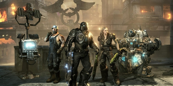 Photo of Primeiro DLC para Gears of War 3