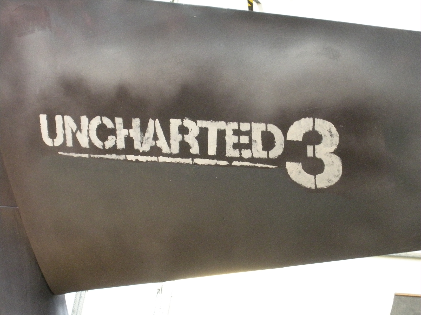 Photo of Apresentação Uncharted 3: Drake's Deception