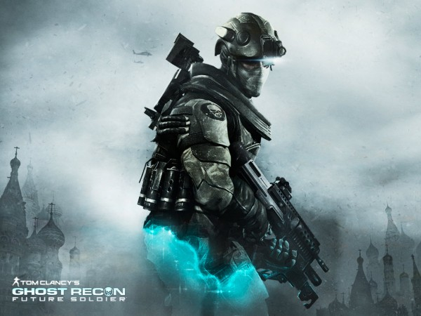 Photo of Ghost Recon Future Soldier – Single Player Reveal Trailer