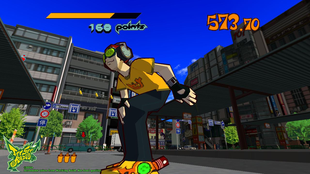 Photo of Jet Set Radio HD – Gameplay Trailer