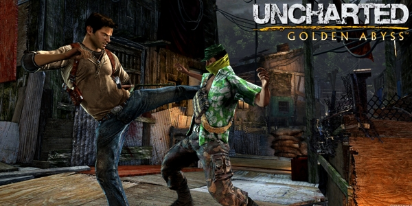 Photo of Uncharted: Golden Abyss Launch Trailer