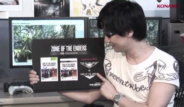 Photo of Zone of the Enders HD chega no Outono