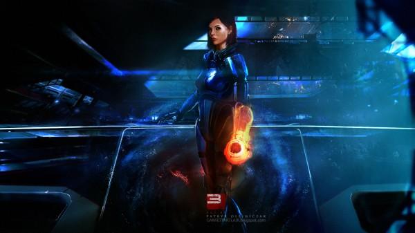 Photo of Mass Effect 3: Reinstated (FemShep Trailer)