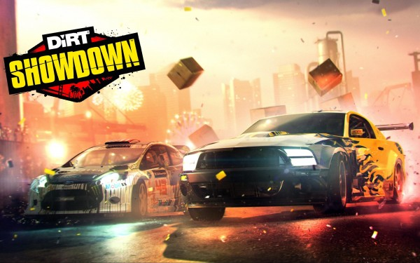 Photo of DiRT Showdown: Go Hard Or Go Home Trailer