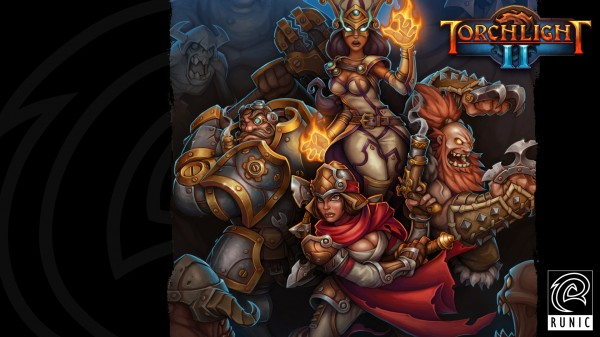 Photo of Torchlight II – New Heroes Will Arise Trailer