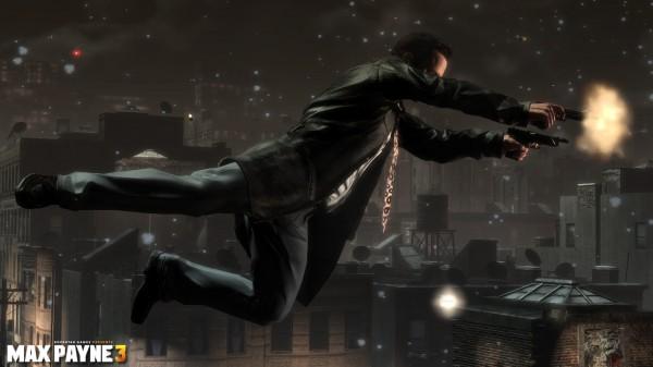 Photo of Novas imagens de Max Payne 3