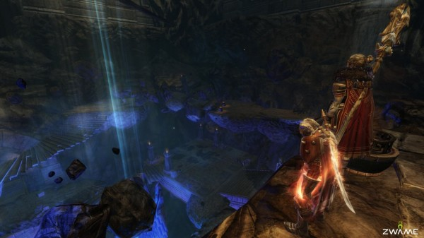 Photo of Imagens do DLC Teeth of Naros para Kingdoms of Amalur: Reckoning