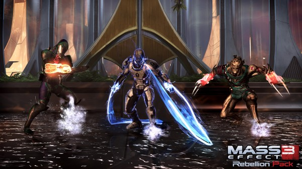 Photo of Mass Effect 3 – Rebellion Pack Trailer