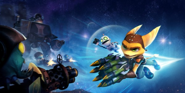 Photo of Anunciado Ratchet & Clank: QForce!