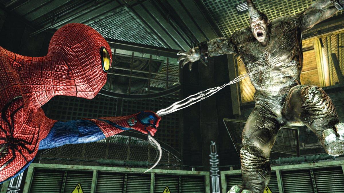 Фото amazing spider-man, the (2012/i) сделают представления об игре более насыщенным