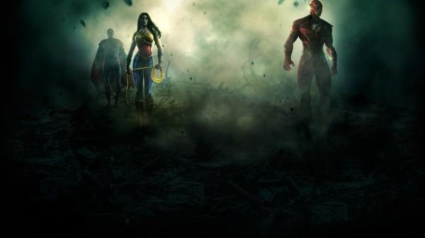 Photo of Injustice: Gods Among Us – Wonder Woman vs. Harley Quinn