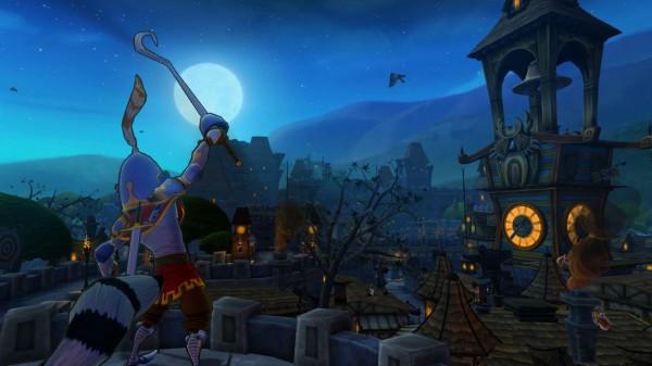 Photo of E3 2012 – Novas imagens de Sly Cooper: Thieves in Time