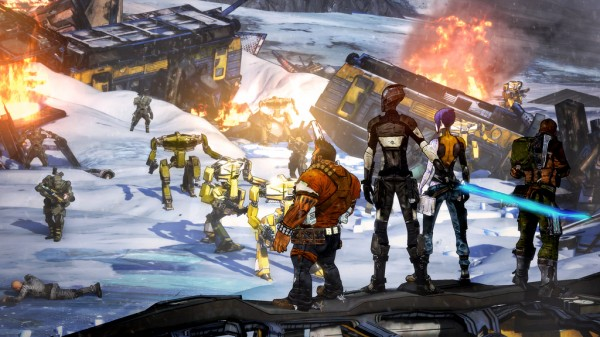 Photo of Borderlands 2 – trailer de lançamento