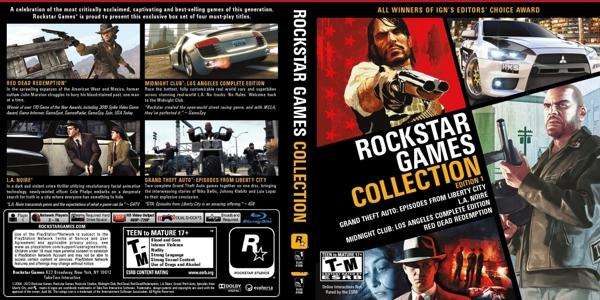 Photo of Rockstar Games Collection: Edition 1 oficialmente anunciado