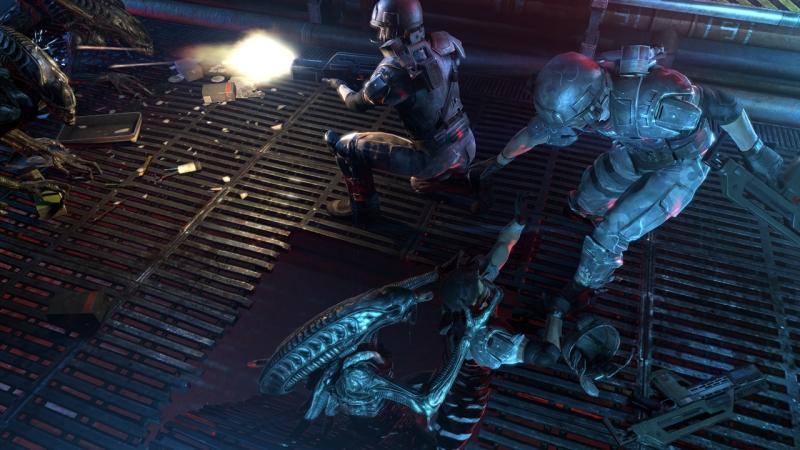 Aliens Colonial Marines screenshot 2 review