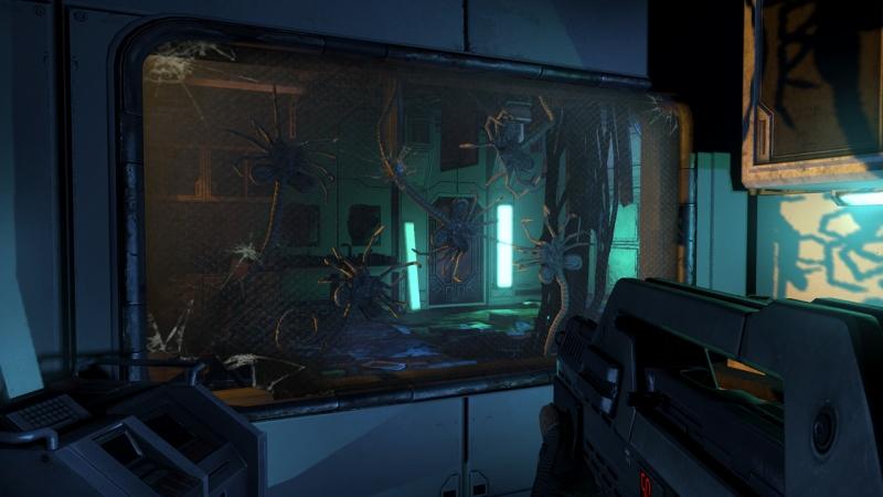 Aliens Colonial Marines screenshot 3 review