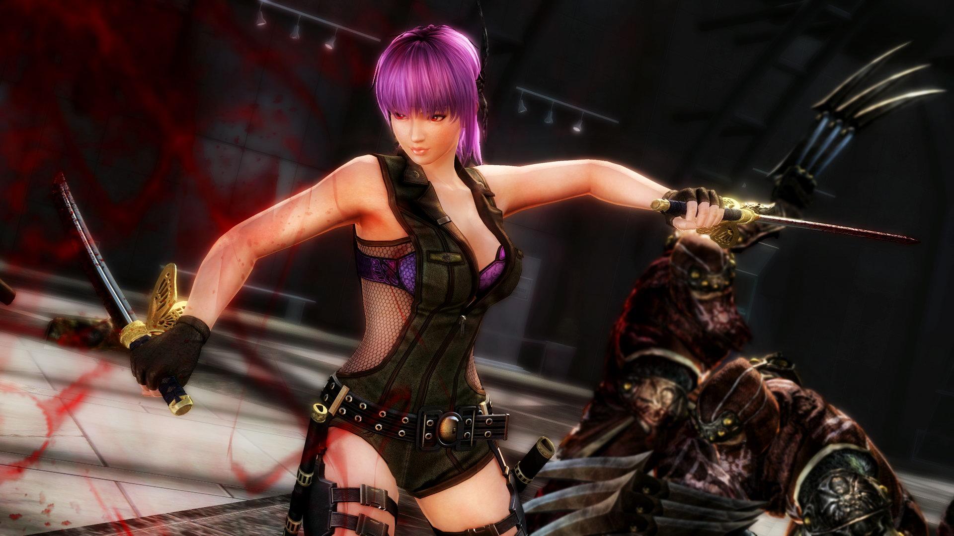 NG3 RE PS3&Xbox 360 screenshot 2