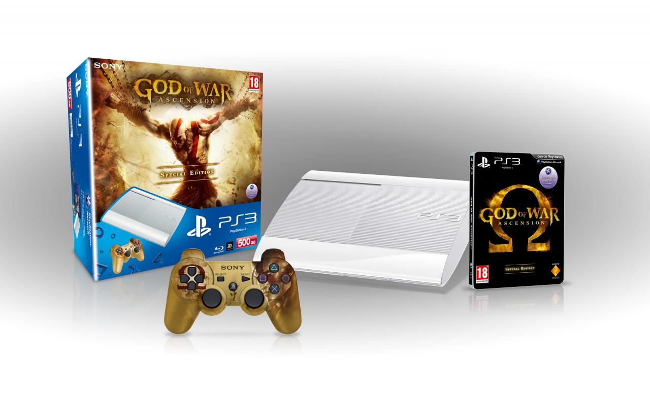 PS3_ GOW Ascencion bundle