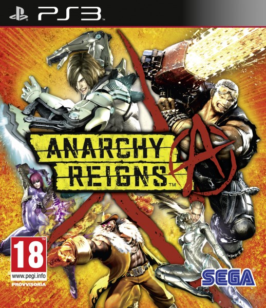 Photo of Anarchy Reigns