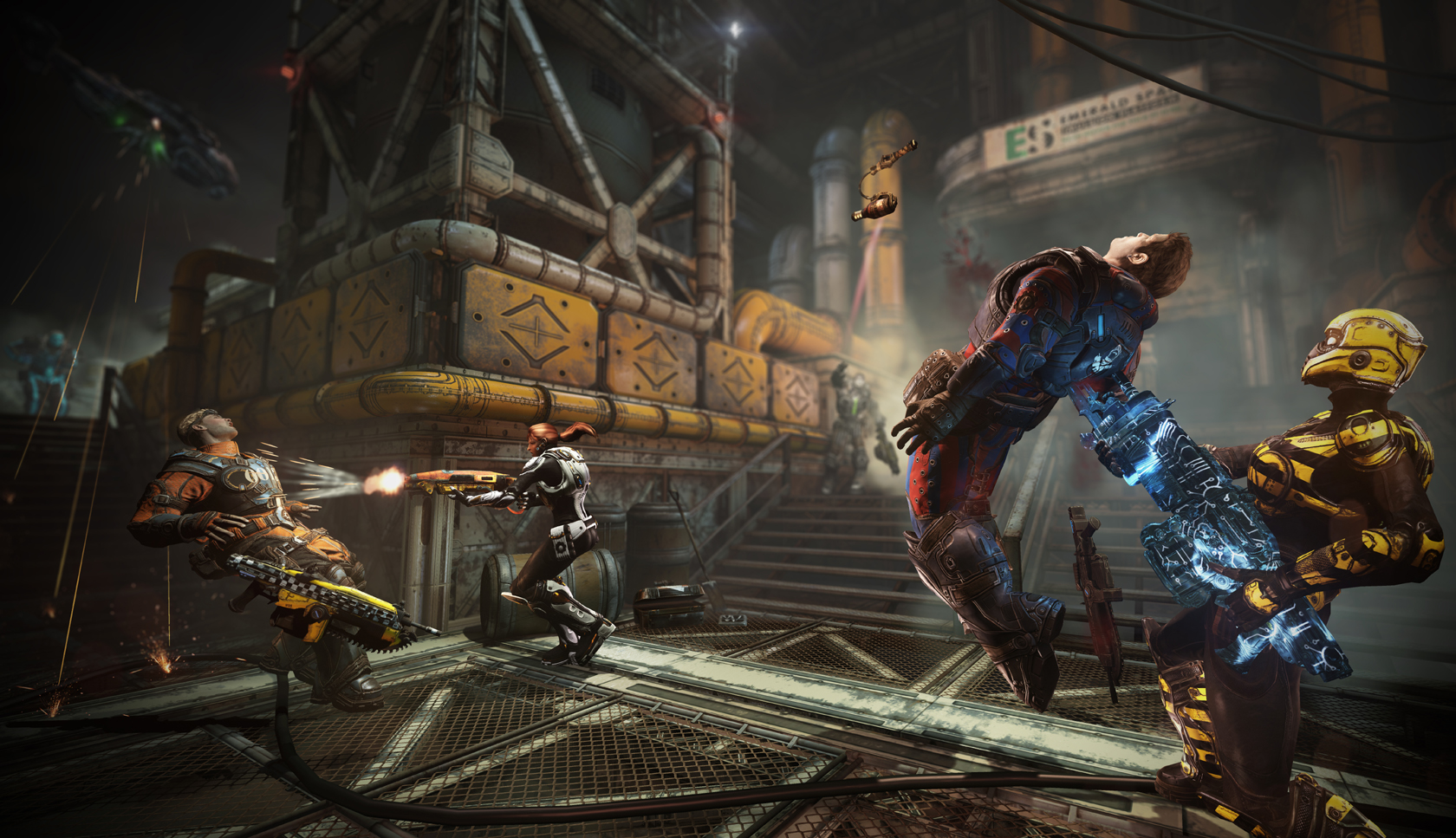 Gears Of War Judgment review screenshot 2