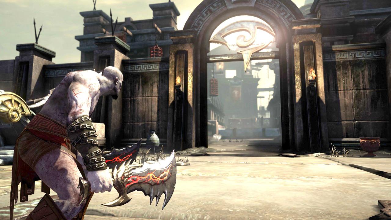 God of War Ascension review screenshot