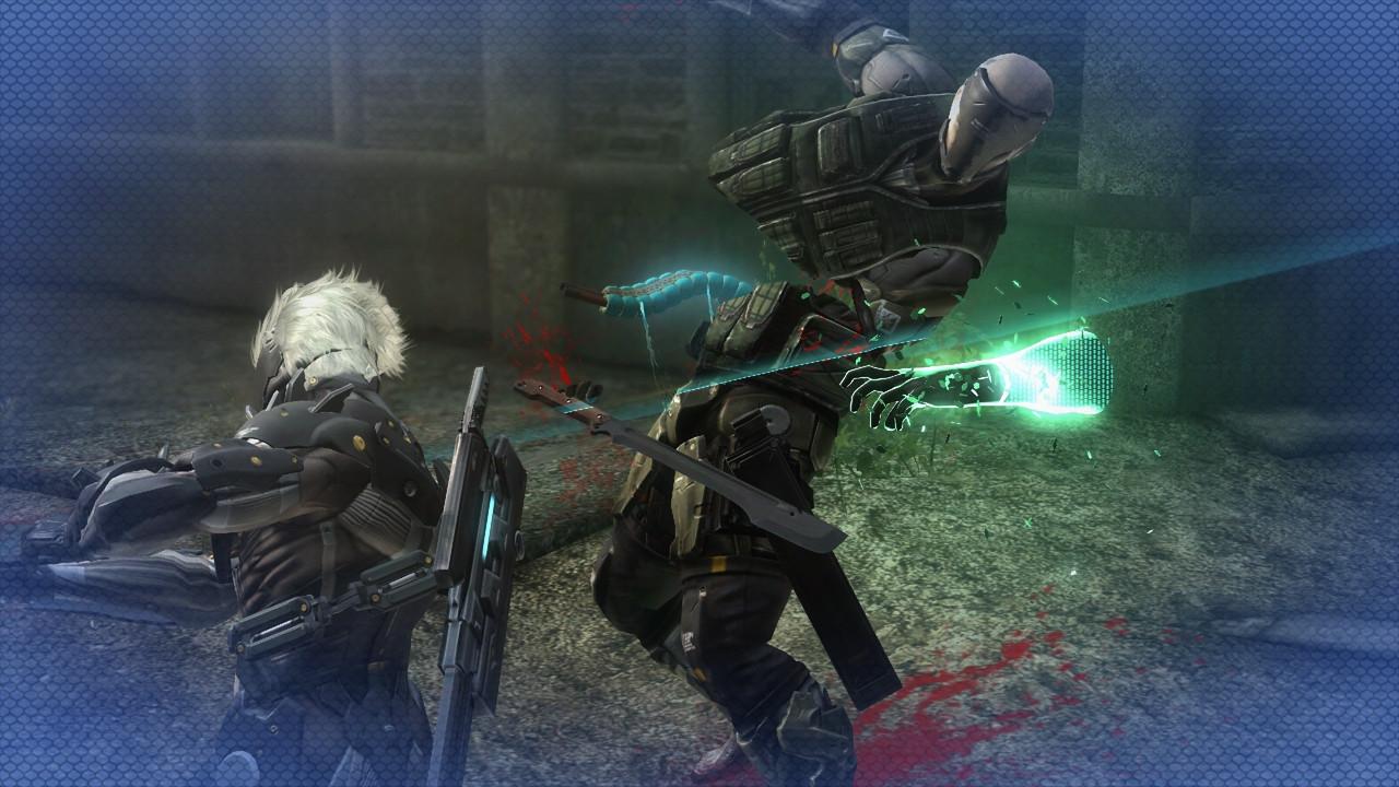 MGR blade mode