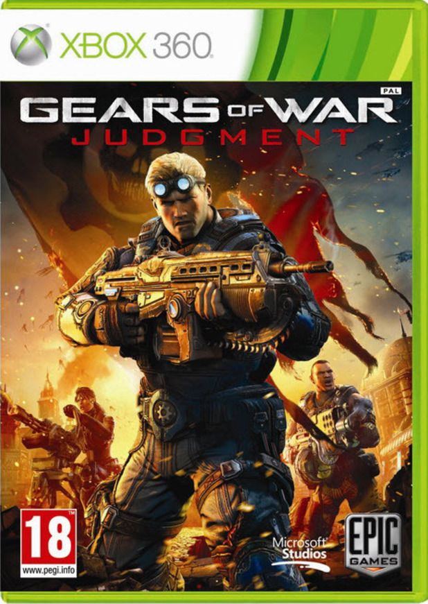 Photo of Gears Of War: Judgment