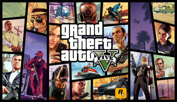 Photo of Grand Theft Auto V – The Official Trailer