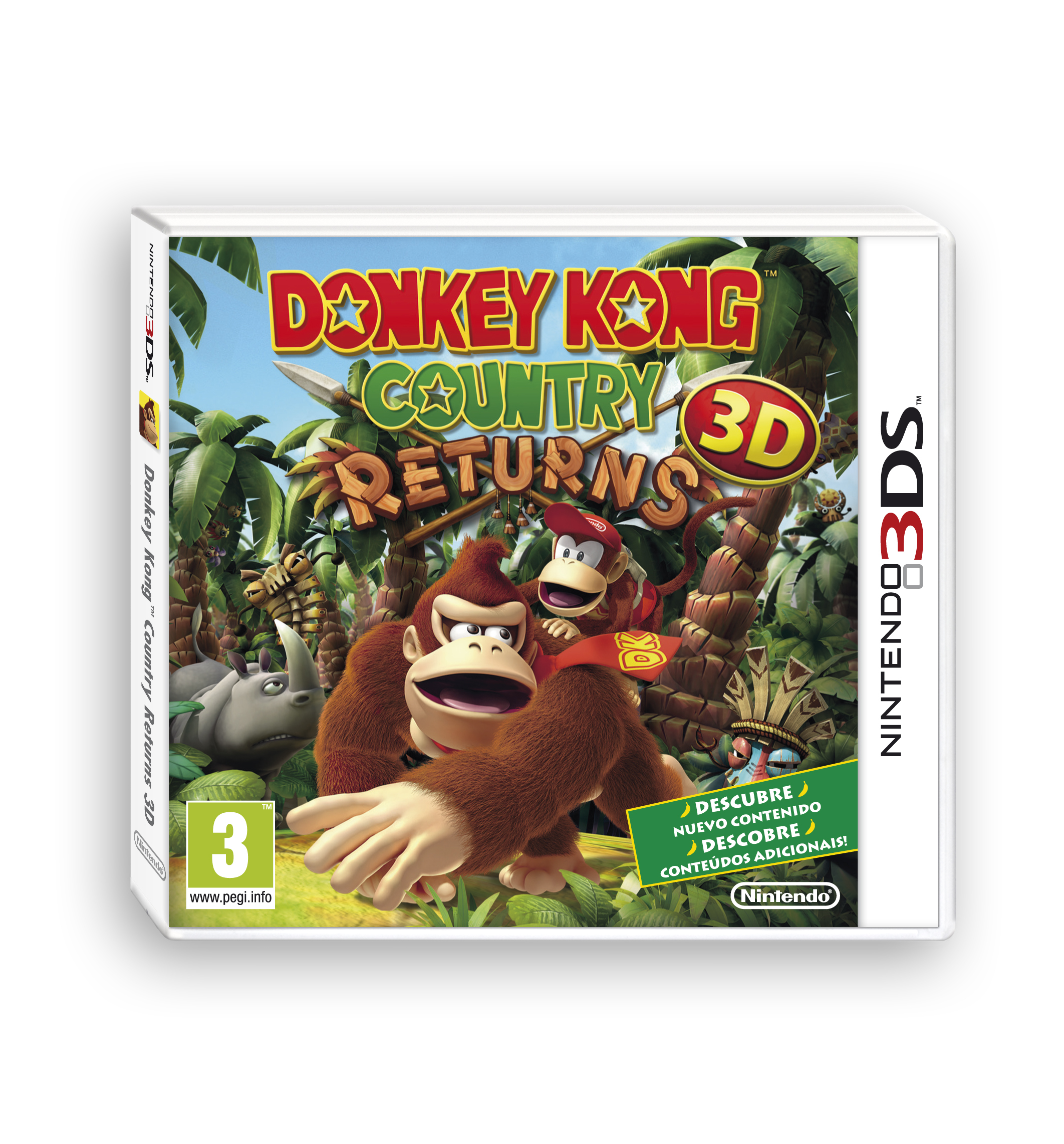 Photo of Donkey Kong Country Returns 3D