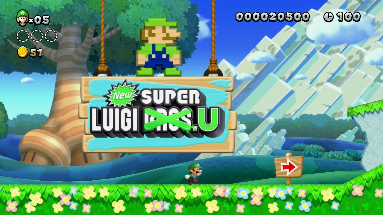 New Super Luigi U screenshot (2)v2