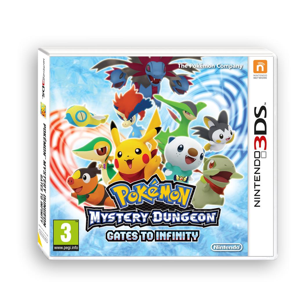 Photo of Pokémon Mystery Dungeon: Gates to Infinity