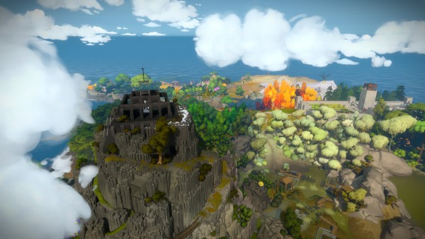 Photo of The Witness on PlayStation 4 – Converstations with Creators