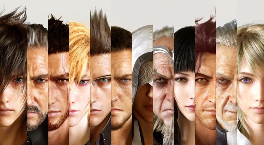 Photo of Final Fantasy XV – Jump Festa 2015 Trailer
