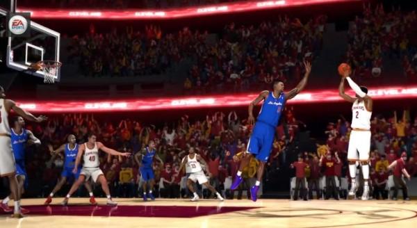 Photo of NBA LIVE 14 – E3 2013 Trailer
