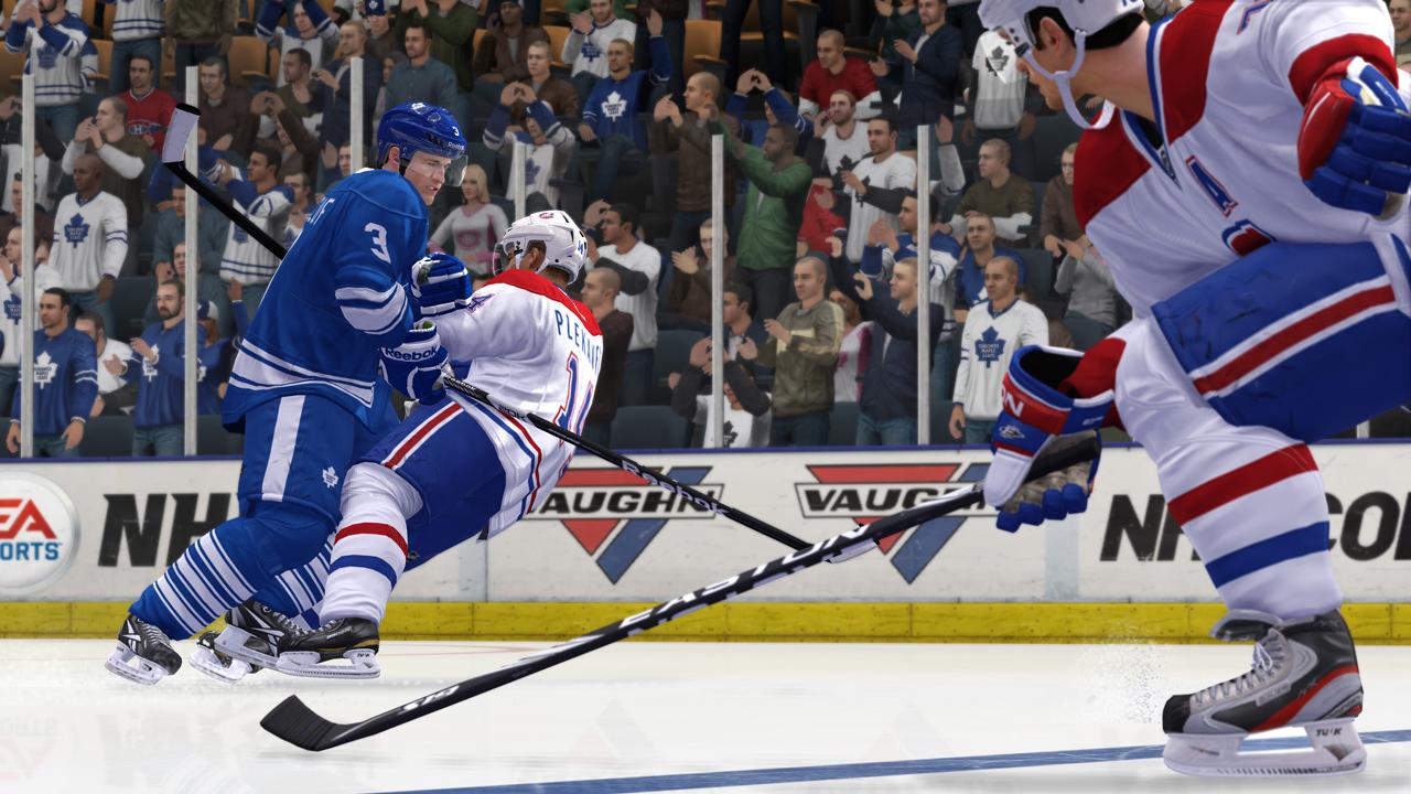 Photo of NHL 14 – Enforcer Engine Gameplay Trailer