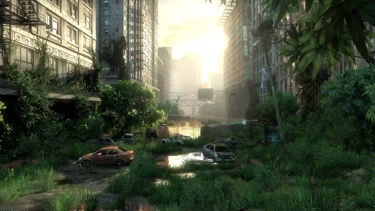 The Last of Us review screenshot 1