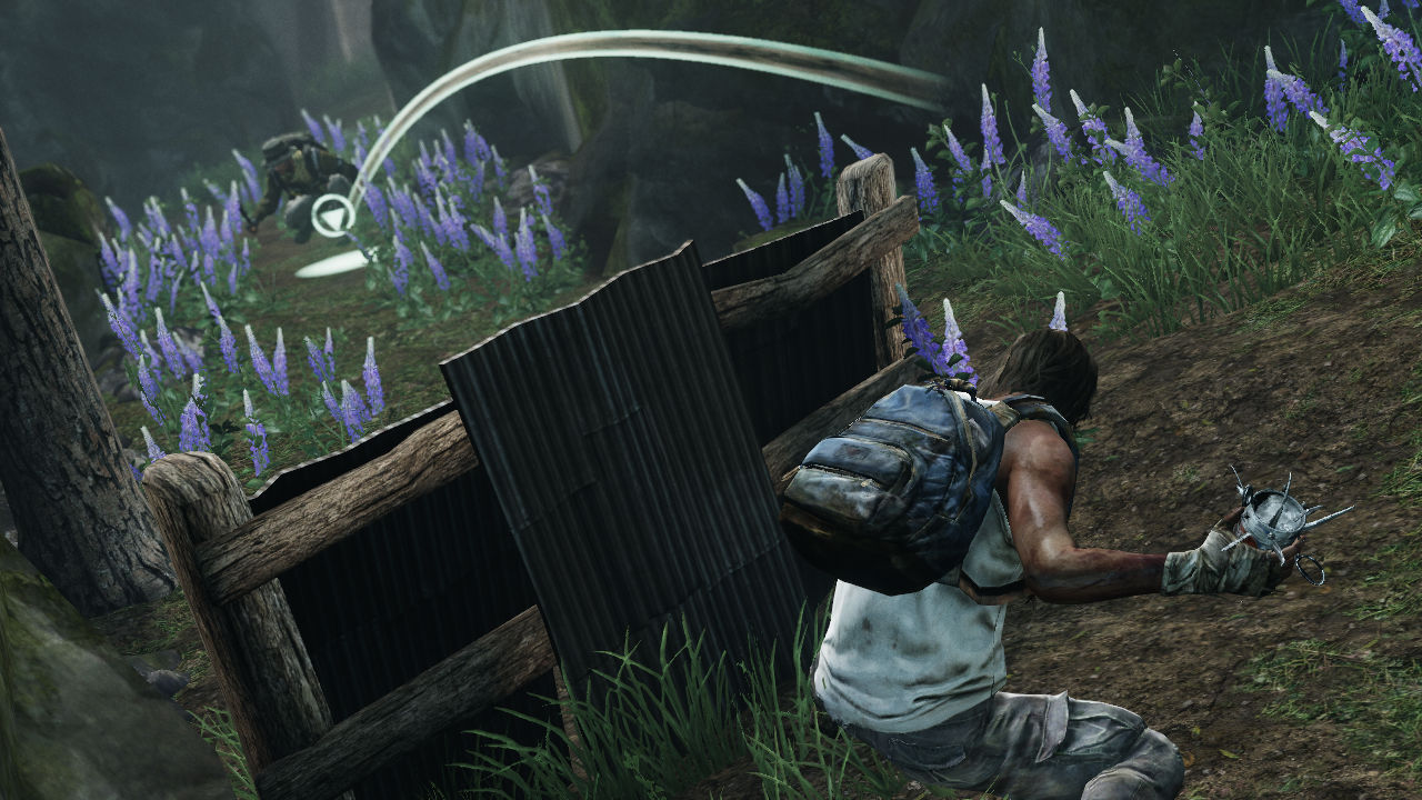 The Last of Us review screenshot 2