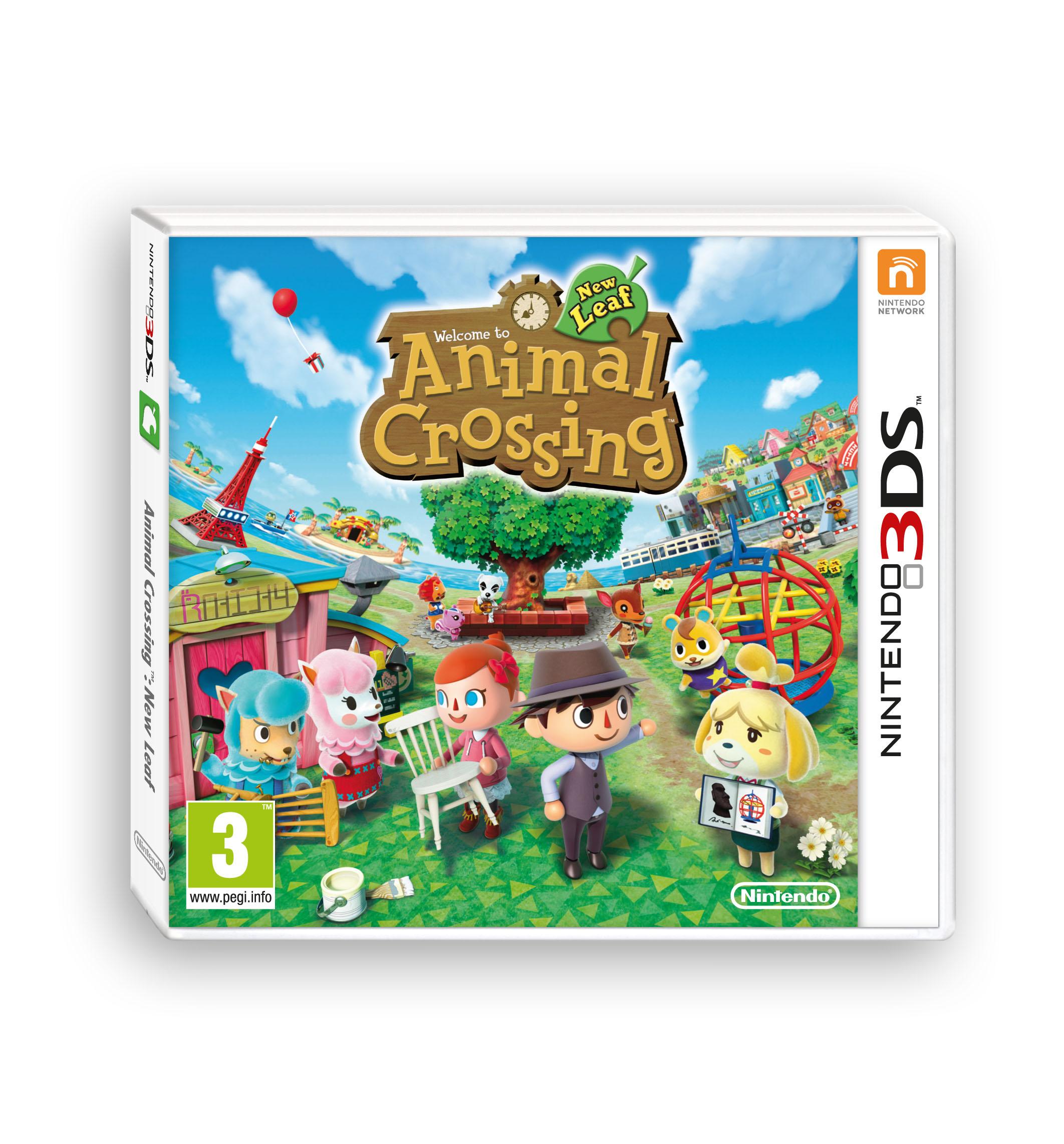 Photo of Animal Crossing: New Leaf