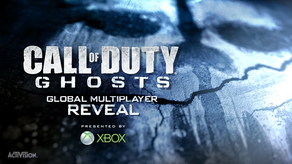 COD Ghosts MP reveal