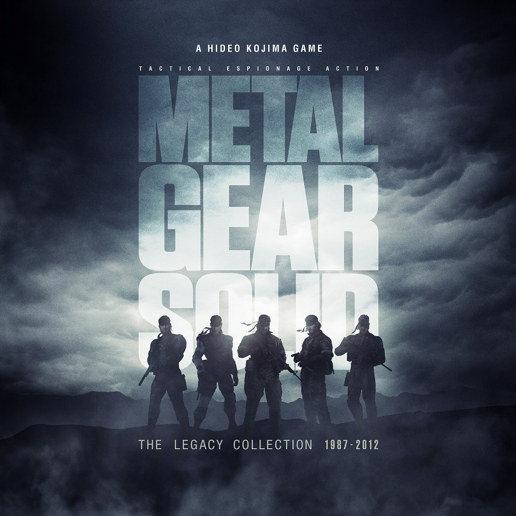 MGS Legacy poster