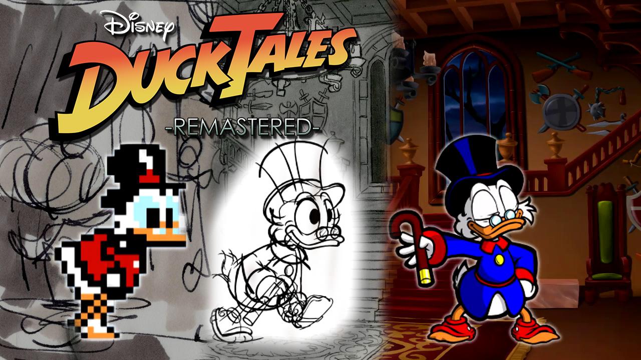 Photo of DuckTales: Remastered – Art Design Duckumentary