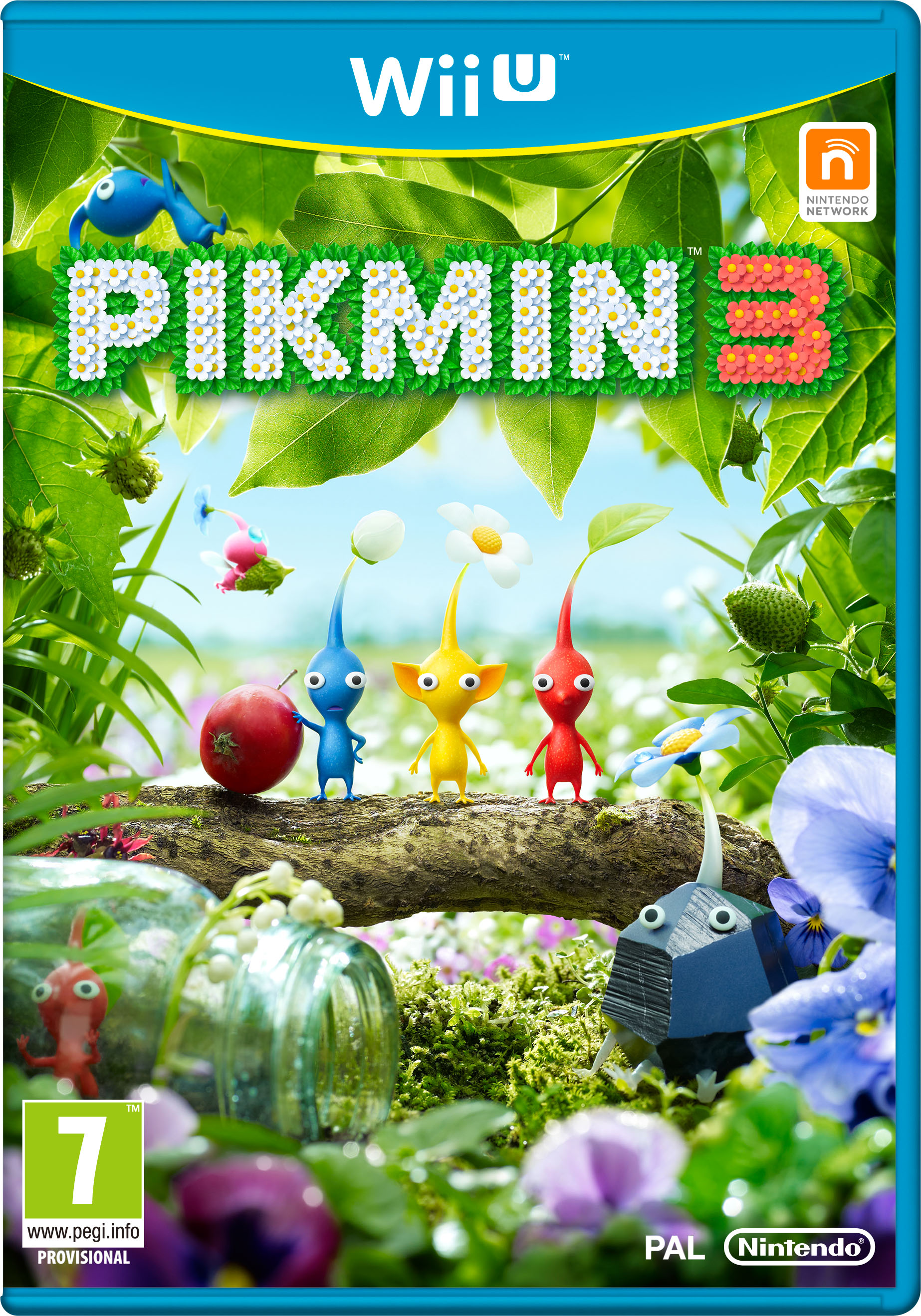 Photo of Pikmin 3