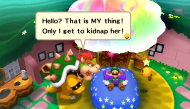 Mario-Luigi-Dream-Team bowser