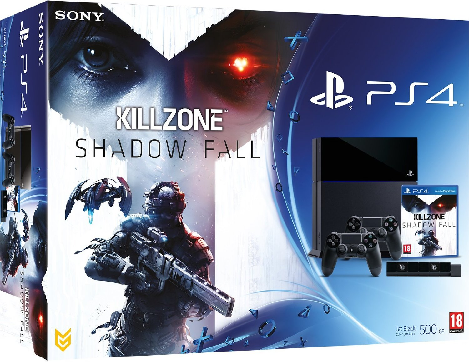 PS4 Killzone bundle