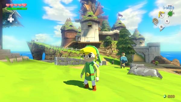 Photo of Novas imagens de The Legend of Zelda: Wind Waker HD