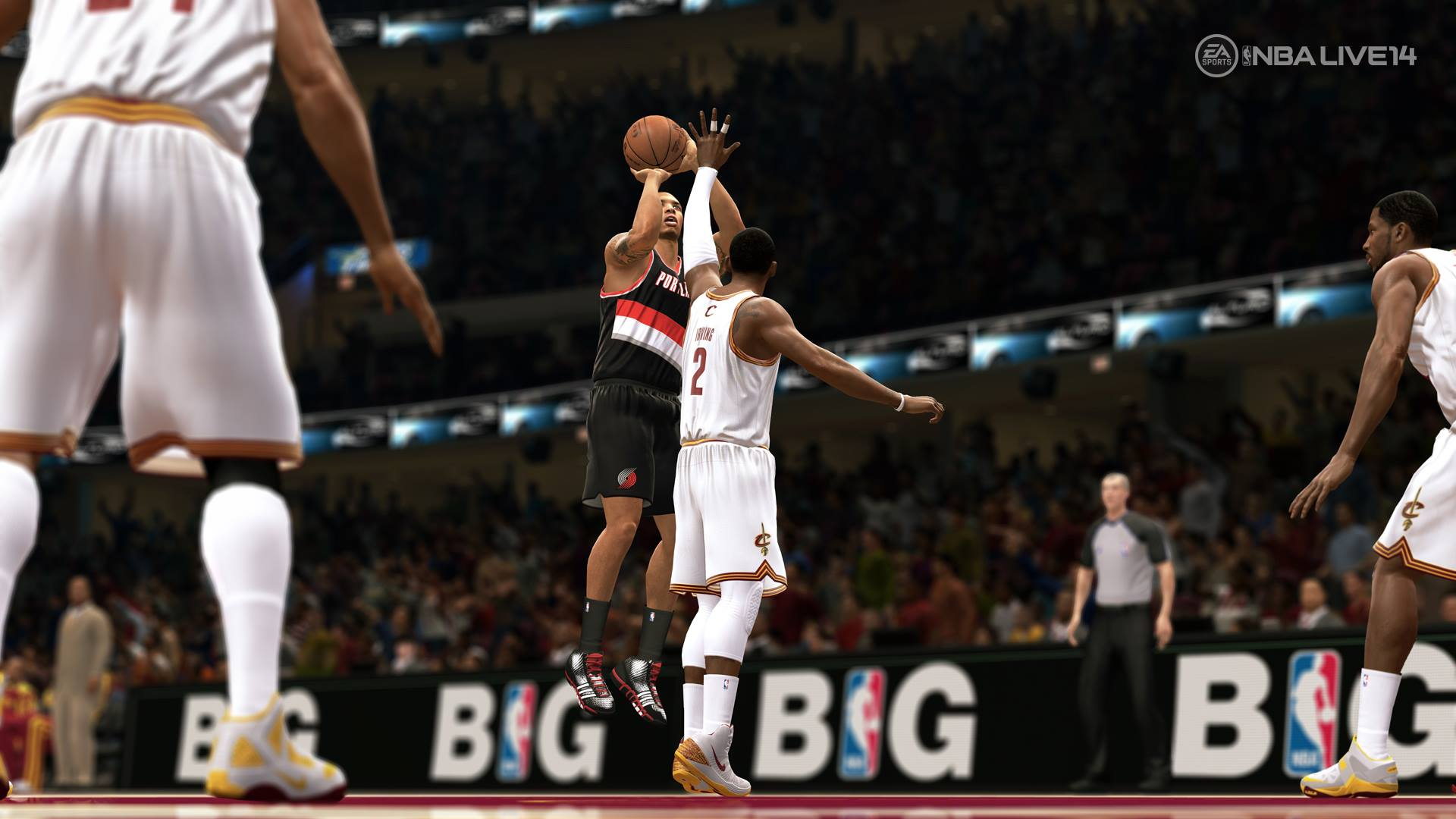 Photo of NBA LIVE 14 – First Look Trailer