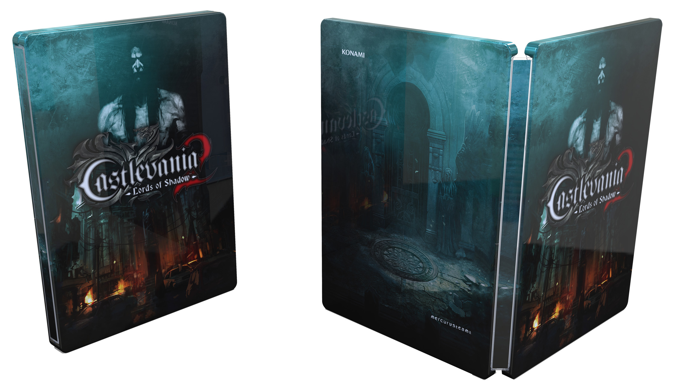 Castlevania Lords of Shadows 2 Steelbook Edition