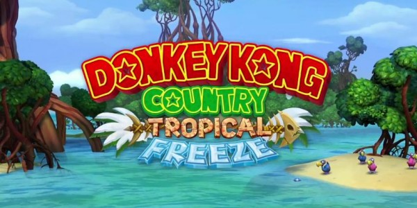 donkey kong country tropical freeze ganha data de