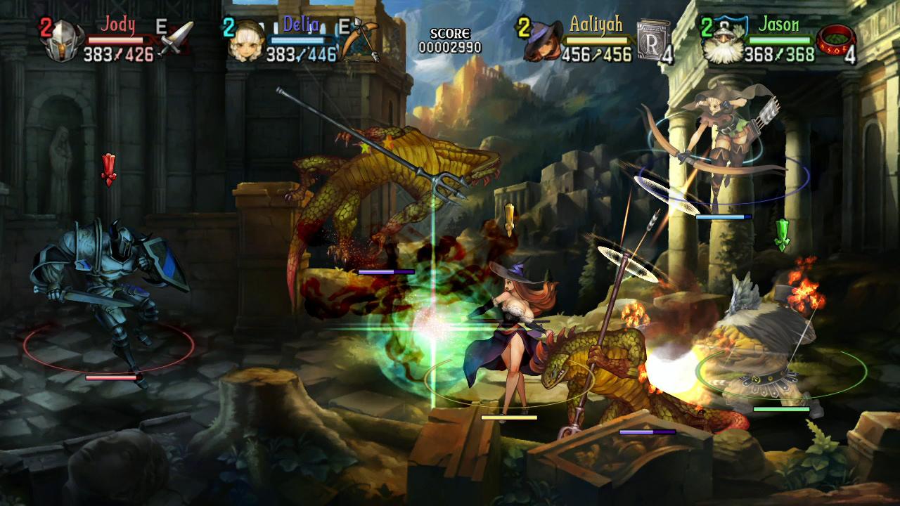 Dragons Crown review screenshot 1